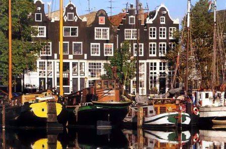 Где находятся нидерландов 101