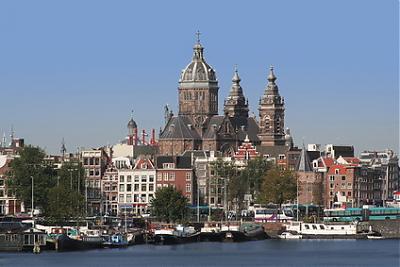 Амстердам член шенгена